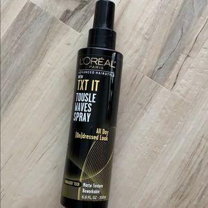 L'Oréal Paris TXT IT Tousle Waves Spray